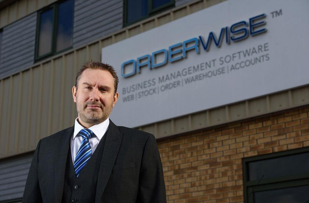 David Hallam, Managing Director of OrderWise